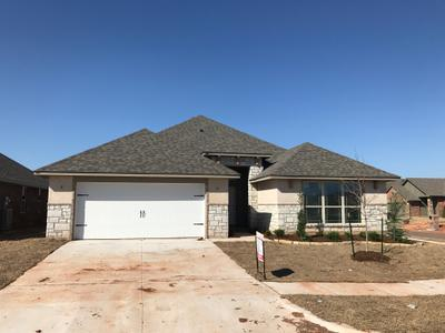 New Home for Sale in Edmond, 2509 NW 193rd Street